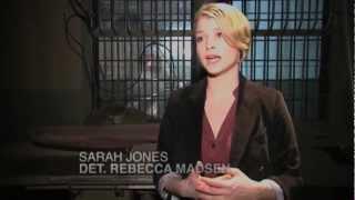 Alcatraz 11 серия, видео со съемок сериала