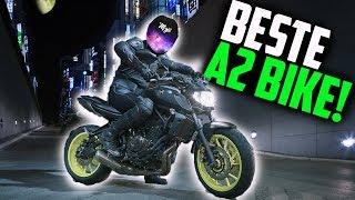 DAS BESTE A2 MOTORRAD! | Yamaha MT-07