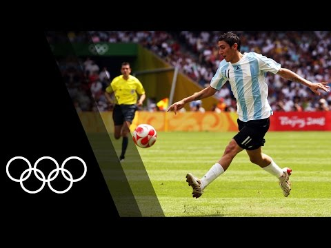 Top Olympic Football Goals