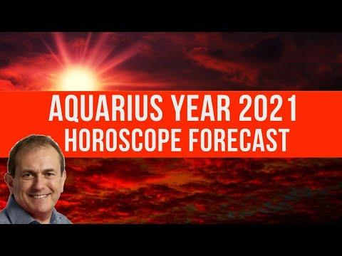 Aquarius Horoscope 2021