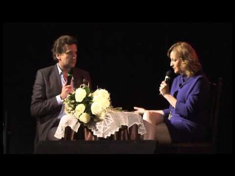 Peter Lucas wywiad naFestiwalu Poli Negri w Lipnie 2015
