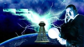 ENERGIA WIRELESS -  LA TORRE DI NIKOLA TESLA RICOSTRUITA DA SCIENZIATI RUSSI