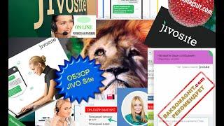 JivoSite Онлайн Чат Консультант и обзор от Baksomagnit.com Jivo Site + ПАРТНЁРСКАЯ программа 25-35%