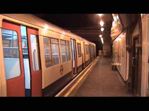 Last day of the East London Line 221207 Part 1 of 2