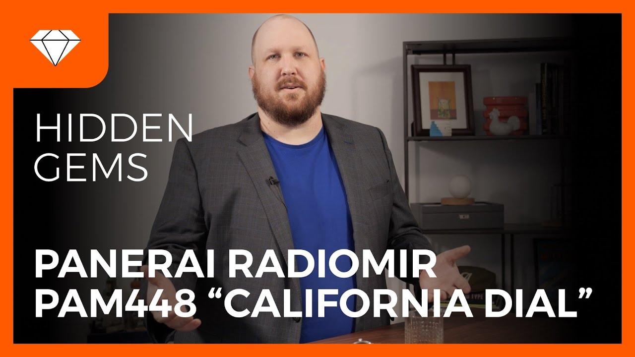 "Hidden Gems | Panerai Radiomir PAM 488 ""California Dial"" | Crown & Caliber"