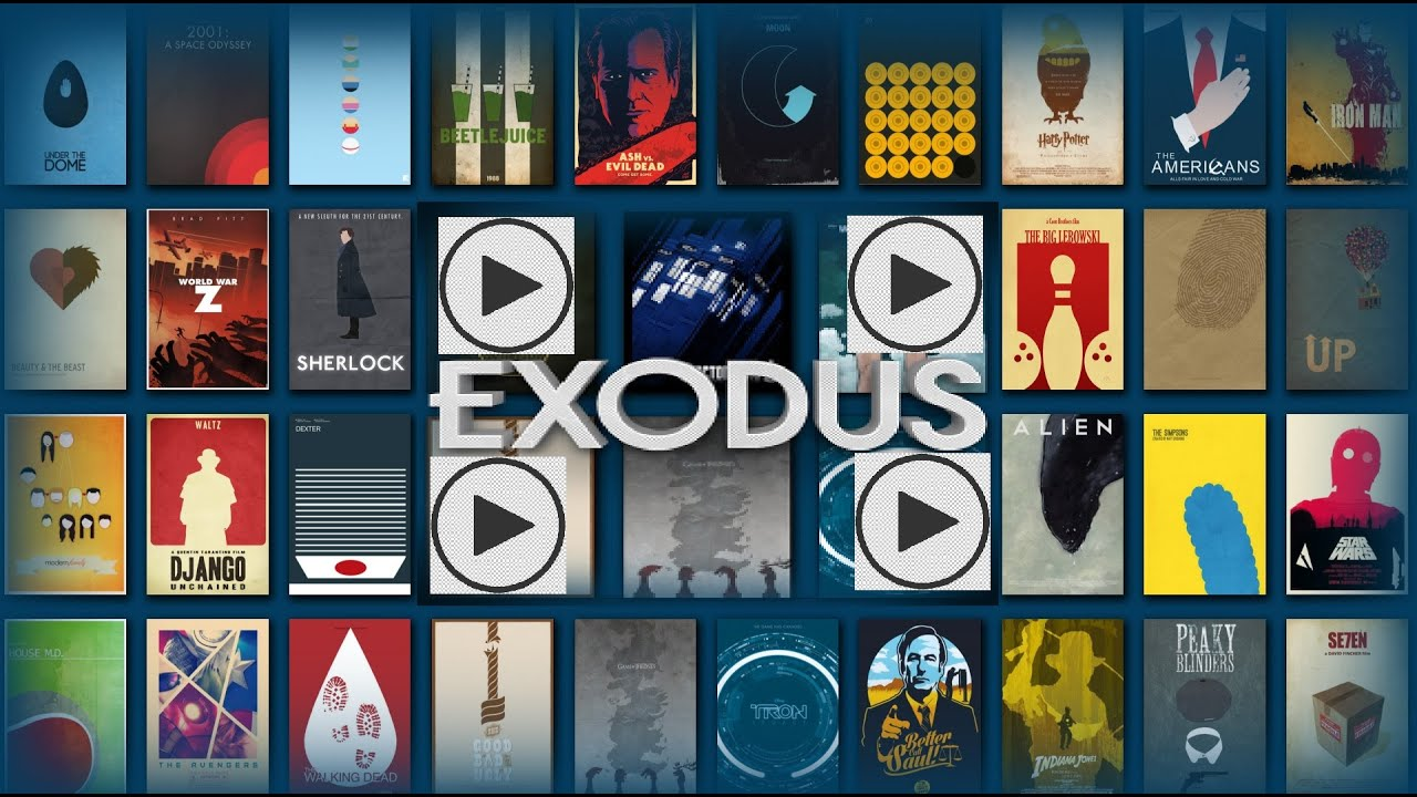 how to get exodus for kodi 16.1