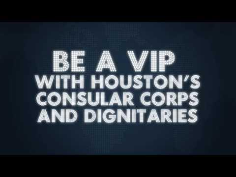 World Trade Soiree  Wild About Houston  Pre Event Marketing Video