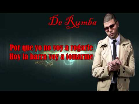 Farruko ft Anonimous, Wisin, Baby Rasta & Gringo De rumba(Remix) letra
