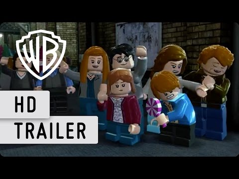 LEGO Harry Potter Collection – Launch Trailer