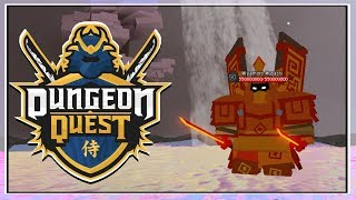 DOING INSANE AND NIGHTMARE | Dungeon Quest - Roblox LiveStream (Grinding Samurai Palace) [level 107]