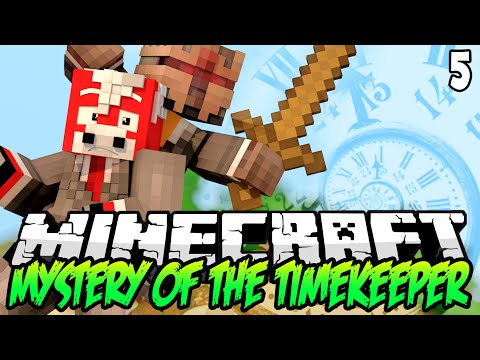 Minecraft 1.8 Map - Mystery of The Time Keeper - Part 5 - The Trials