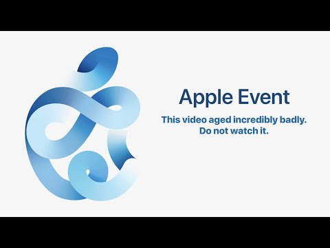 Apple CONFIRMS Disappointing and Stale Event for September 15th