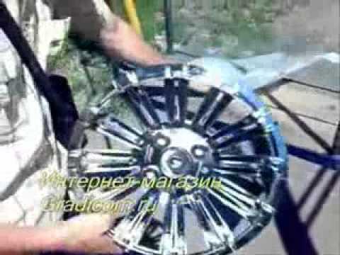 Купить колпаки на колеса - секреты выбора
