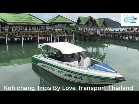 Koh Chang Trips By Love Transport Laos Customers
