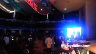 Flavour N Abania Performing At 2013 AMAAs