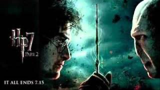 harry potter et les reliques de la mort partie 2 musique - Les statues