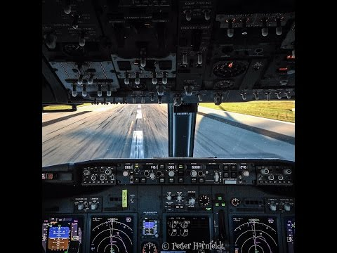 When do airline pilots use the autopilot?