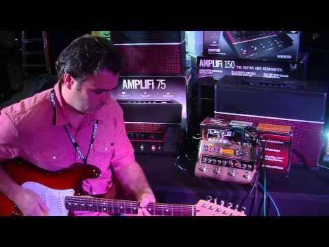 Line 6 JM4 Looper Demo with Paul Hindmarsh