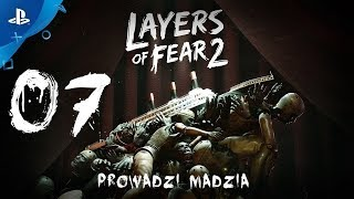 [PS4] Layers of Fear 2 #07 -  Jednooka pokraka
