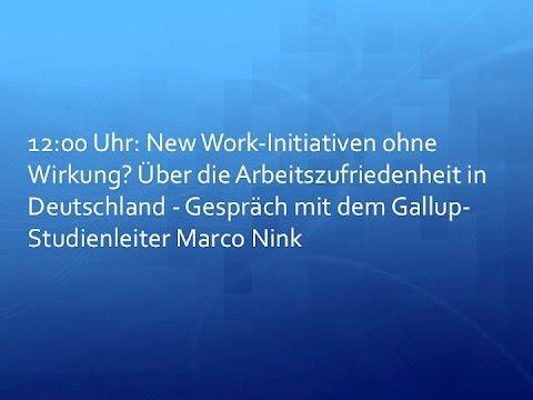New Work: Wann kommt denn nun der Umschwung bei der Arbeitszufriedenheitß #rp17 #hrfestival