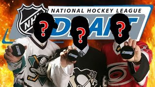 Draft Day Disaster - 2005 NHL Entry Draft