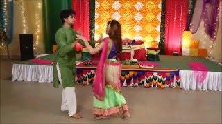 Ashona Valobashona Holud Dance