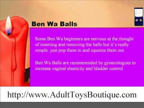 Amateur ben wa balls