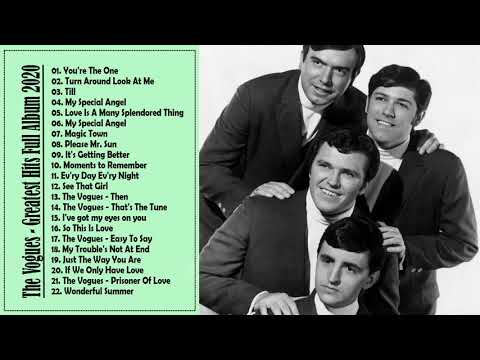 The Vogues - Greatest Hits Full Album 2020 - Best Songs Of The Vogues