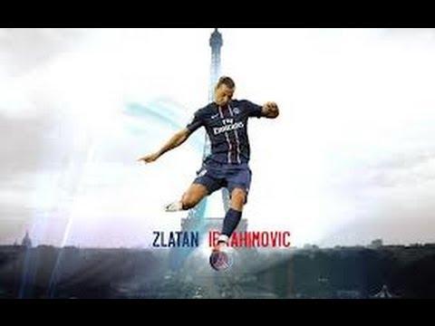 Zlatan Ibrahimovic ~ Welcome to Paris St Germain