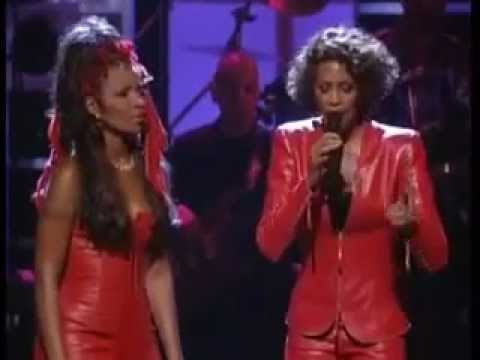 Whitney Houston and Mary J Blige - Ain't No Way
