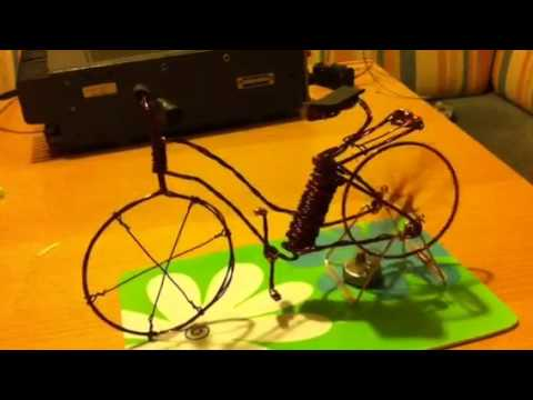e fahrrad f r christine youtube. Black Bedroom Furniture Sets. Home Design Ideas