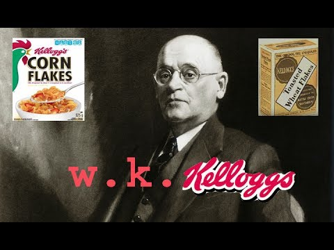 KNOW MORE ABOUT WORLD  BUSINESS MAN {Will Keith Kellogg}