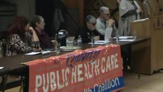 Ontario Health Coalition Natalie Mehra