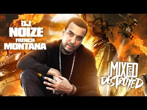 Best of Hip Hop Rap R&B Dancehall Songs by French Montana | Urban Club Mix 2017 | DJ Noize Mixtape