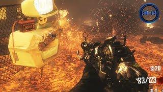 """New """"ray Gun Mark 2"""" Pack-a-punch! - Black Ops 2 Zombies Gameplay! (porter's Mark 2 Ray Gun)"""