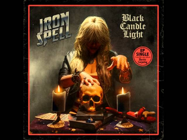 Iron Spell - Black Candle Light
