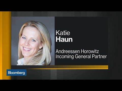 Andreessen Horowitz Announces First Female General Partner