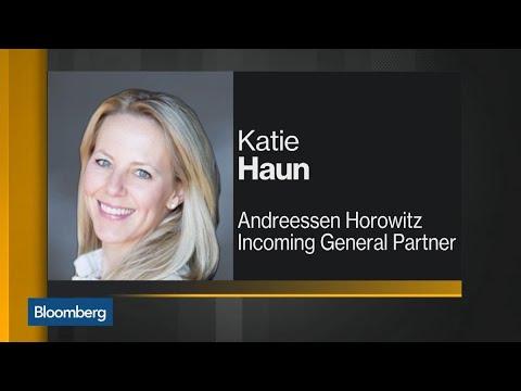 Andreessen Horowitz Announces First Female General Partner