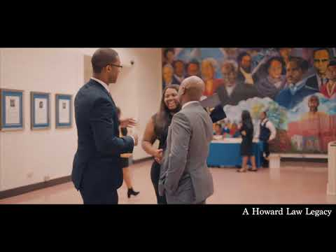 Intro Clip: Howard University School of Law Legacy, Attorney L.Chris Stewart comes home