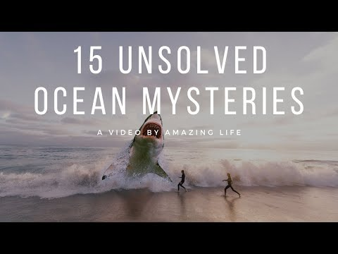 15 Unsolved Ocean Mysteries | Amazing Life