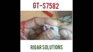 Samsung GT-S7582 Ringer Problem  Jumper Solution