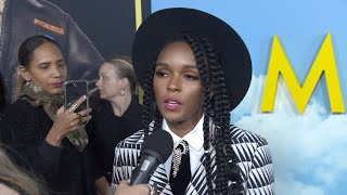 Janelle Monae Wanted To be Involved Because Of Anti-Bullying