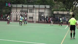賽馬會五人足球盃U15分組賽 羅氏基金中學對元朗天主教中學