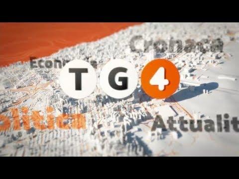 TG4 - Sigla e titoli | 29 Ottobre 2018