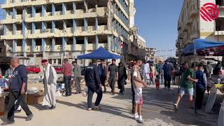 سوق الحوت .. قلب بنغازي النابض في رمضان