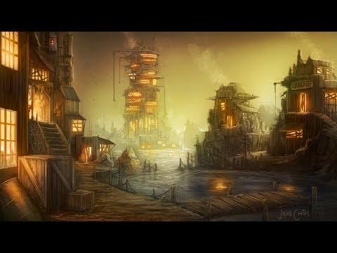 Steampunk Music - Deeplamp Town