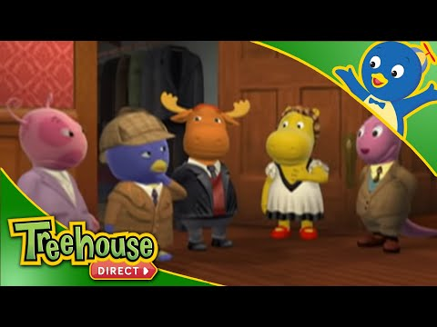 The Backyardigans: Whodunit - Ep.24 thumbnail