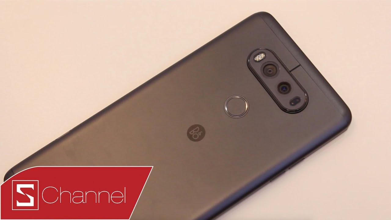 Schannel – Tất cả về LG V20: Chiếc smartphone đen nhất hệ mặt trời, vừa ra đã bị iPhone 7 dìm