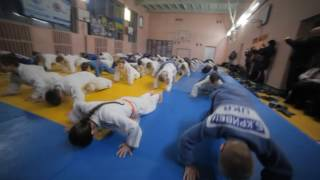 Флешмоб Ніжин Спарта(Флешмоб на підтримку воїнів АТО у боротьбі з російським агресором., 2017-02-08T08:09:28.000Z)