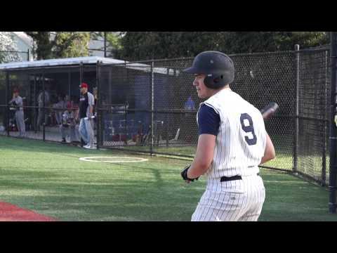 Harry Fink  Line Drive Single  10th Grade  Hewlett